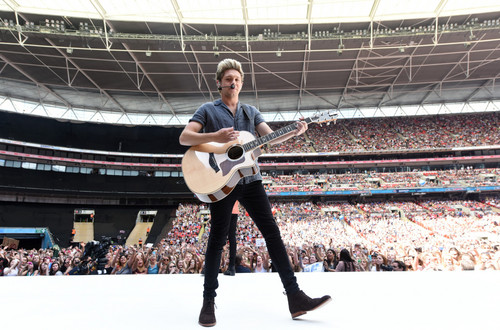 Niall Horan achtergrond entitled Summertime Ball 2015