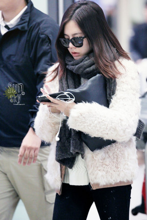 Sunny Incheon Airport 150103-150105