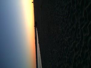 Sunset সৈকত