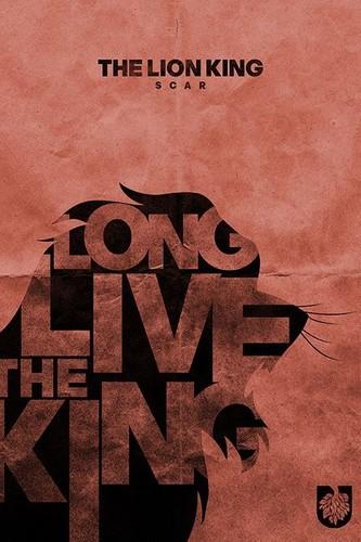 The Lion King wallpaper called TLK Minimalist Poster