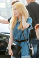 Taeyeon - Incheon Airport