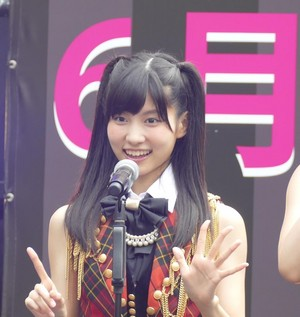 Taniguchi Megu AKB48 Campaign Free Live in Osaka 2015