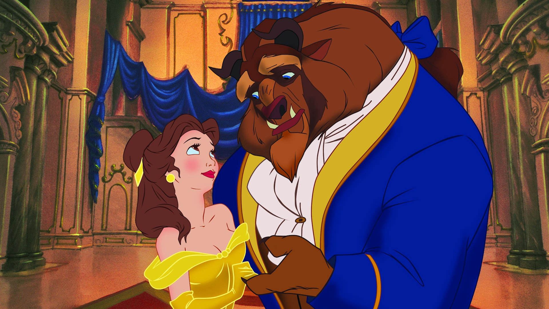the beauty behind the beast humanizing