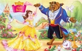 The Beauty and The Beast - beauty-and-the-beast wallpaper