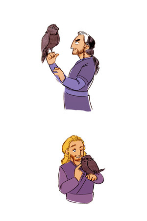 The Durins and their Birds