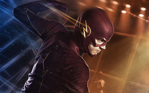 The Flash (CW) wallpaper with a concerto entitled The Flash