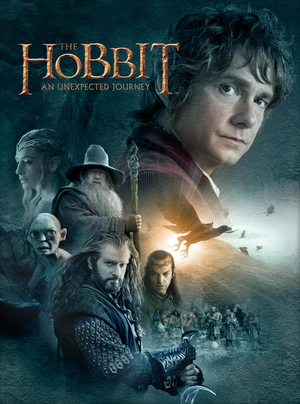 The Hobbit: An Unexpected Journey - Poster