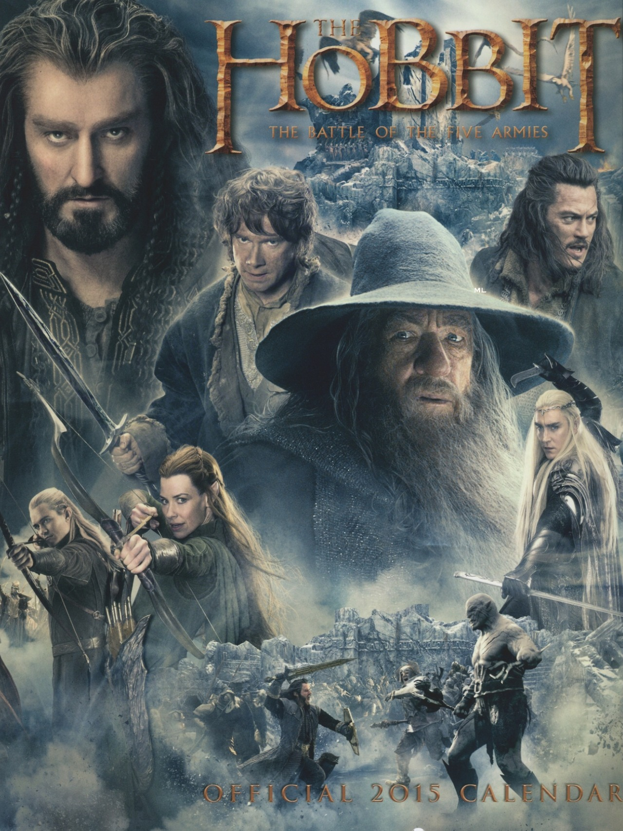 The Hobbit The Battle Of The Five Armies 2014 Random Photo 38562819 Fanpop
