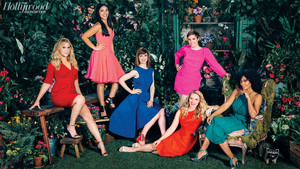 The Hollywood Reporter Photoshoot - 'Comedy Actress A-List' - June 2015