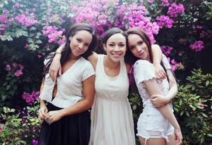 The Kaplan Sisters - Lucia Pang Photoshoot