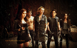 The Mortal Instruments 바탕화면