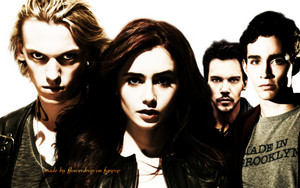 The Mortal Instruments Hintergrund