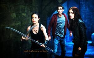 The Mortal Instruments fondo de pantalla