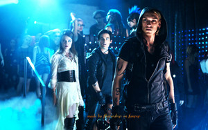 The Mortal Instruments achtergrond