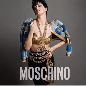 The New face of Moschino