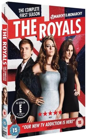 The Royals Season One Dvd