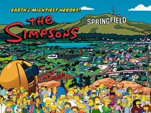 The Simpsons: Earth's Mightiest ヒーローズ