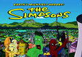 The Simpsons Super heroes