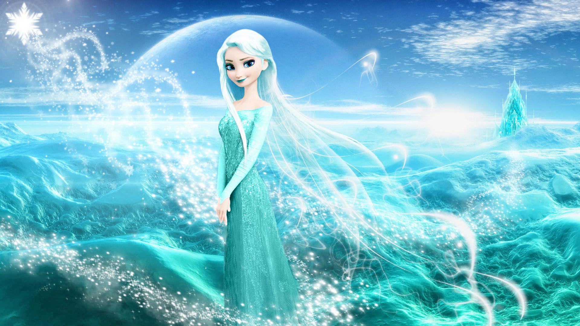 The Snow Queen Elsa The Snow Queen Wallpaper 38503563 Fanpop