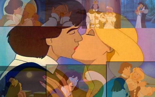 películas animadas fondo de pantalla possibly containing anime called The cisne Princess fondo de pantalla