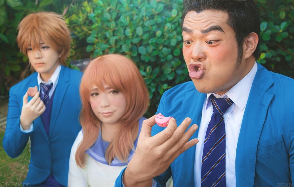 My Love Story Ore Monogatari Images The Seiyuu Version Yikes