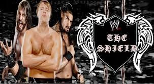 The Shield (WWE) wallpaper probably with anime called The shield wallpaper