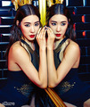 Tiffany - Allure Magazine - tiffany-hwang photo