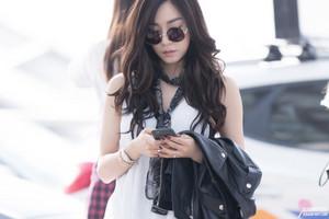 Tiffany - Incheon Airport