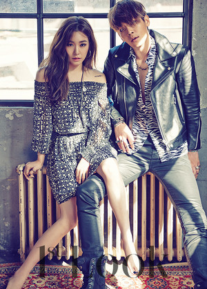 Tiffany for 1st Look