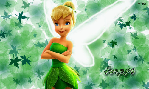 Tinkerbell پیپر وال probably with a bouquet entitled Tinker گھنٹی, بیل پیپر وال