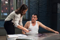 Tom Sizemore as Lewis Hodda in Law and Order: SVU -