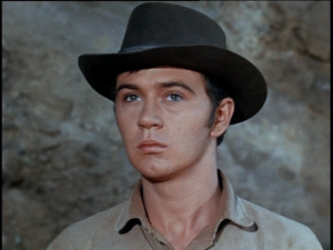 Tommy Kirk as Travis Coates in Savage Sam
