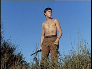 Tommy Kirk as Travis Coates in Savage Sam