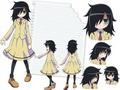 Tomoko Kuroki - anime photo