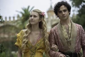 Trystane Martell and Myrcella Baratheon