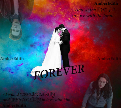 Edward and Bella wallpaper possibly with a business suit and a concert entitled Twilight quotes
