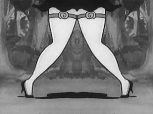 Betty Boop wallpaper called Two Garters?