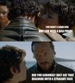 Tyene Sand and Bronn