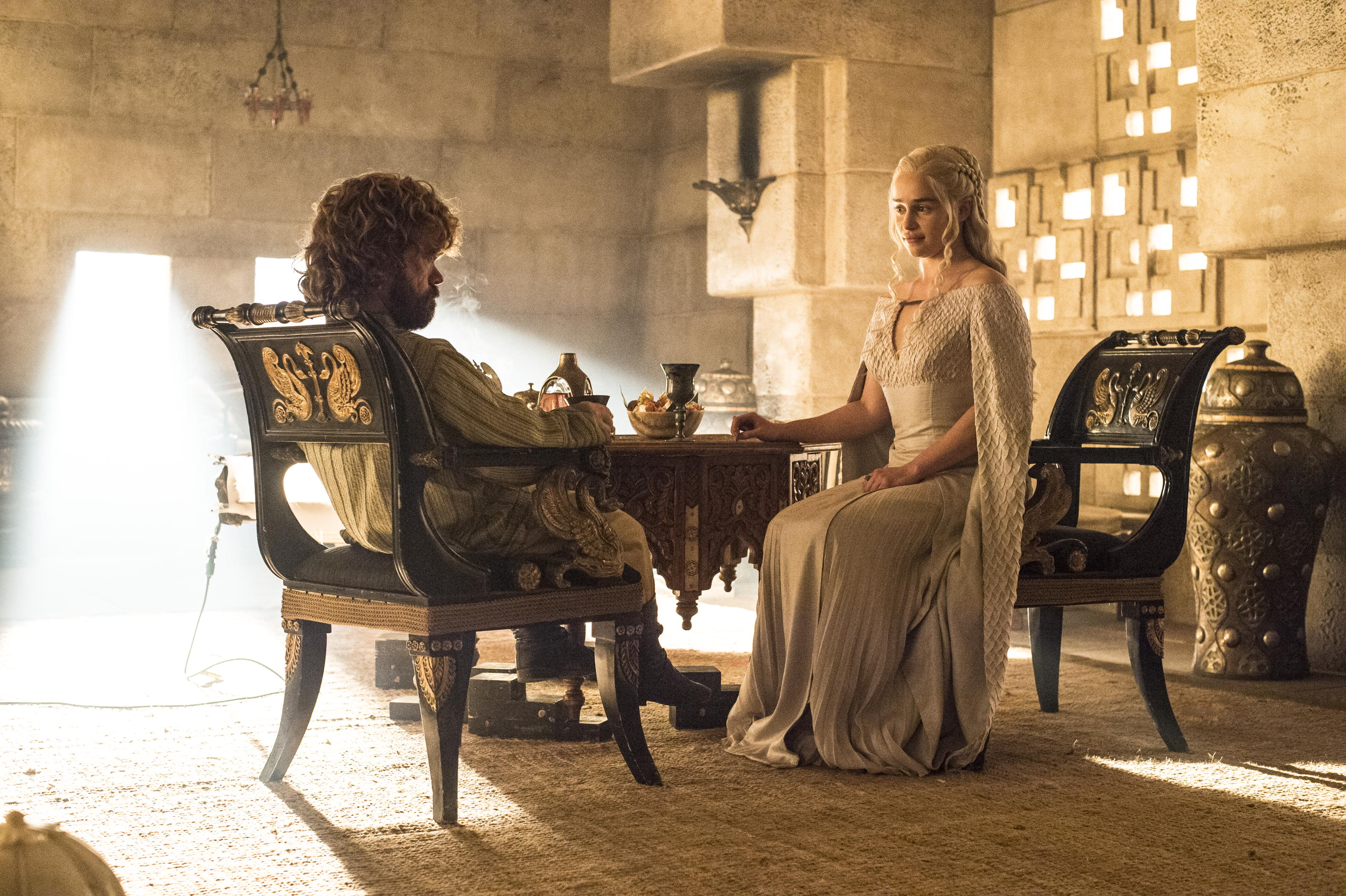 tyrion and daenerys relationship quiz