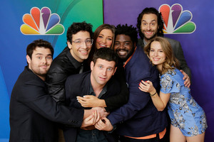 Undateable NBC Press Tour 2015