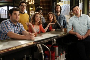 Undateable Cast