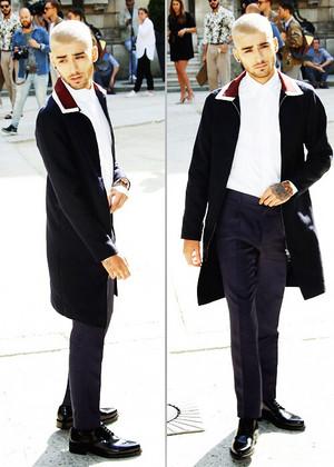 Valentino's Paris menswear ipakita