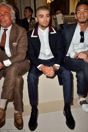 Valentino's Paris menswear toon
