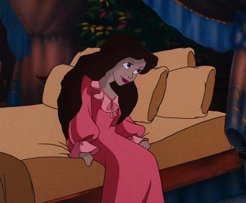 princesas de disney fondo de pantalla with anime titled Vanessa as Ariel (Human form)