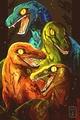 Velociraptor Squad