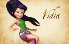 Vidia Pirate fairy