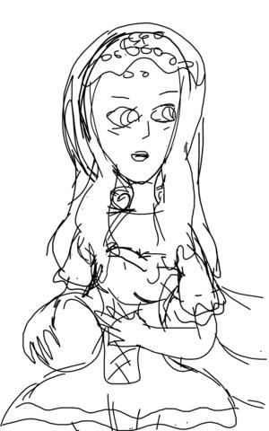 Viola from Soul Calibur