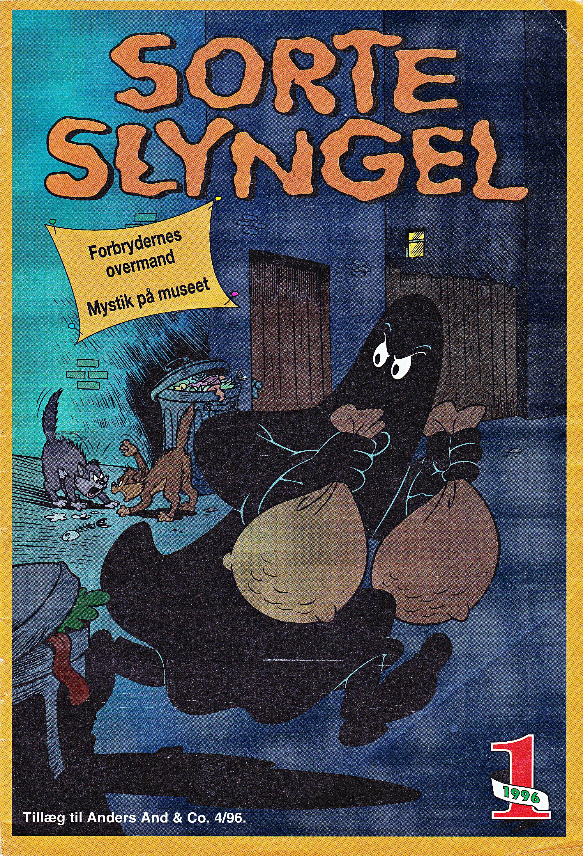 Walt Disney Comics - The Villains: The Phantom Blot (Danish Edition)