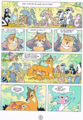 Walt डिज़्नी Movie Comics - Bambi (Danish Edition)