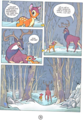 Walt 迪士尼 Movie Comics - Bambi (Danish Edition)